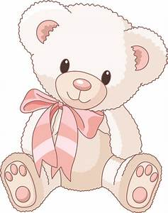 Cute teddy bear vector illustration Free vector in ...