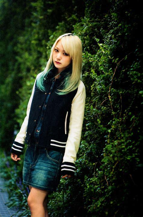 mami sasazaki wallpapers scandal japanese band