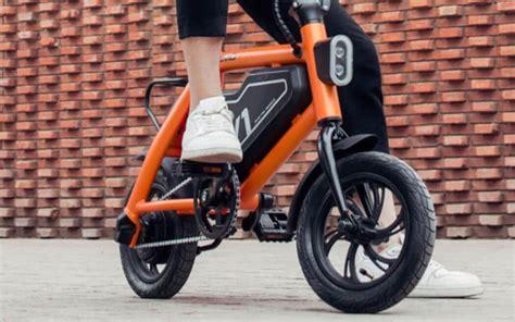 xiaomi e bike xiaomi himo v1 review new generation folding electric