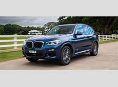 BMW X3 2018 Review, Price & Features