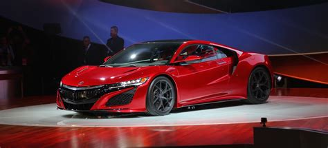 acura nsx   finally