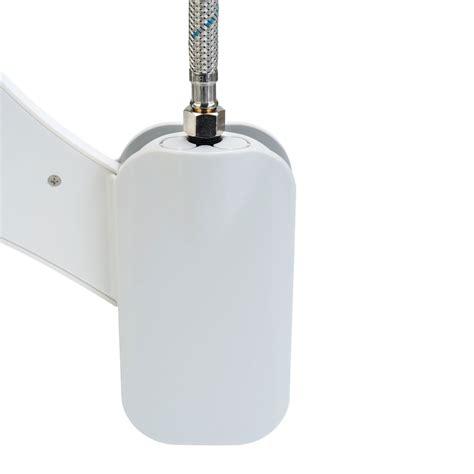 simple bidet brondell purespa easy bidet non electric bidet