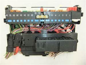 Fuse Box  Panel Oem Bmw E46 E83 X3 Lci 320i 323ci 323i