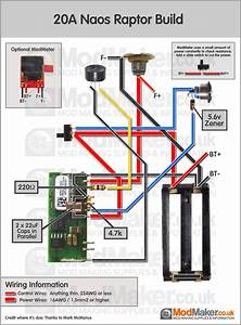 20a Naos Raptor Wiring Diagram  With Images