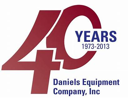 40 Celebrating Excellence Daniels Equipment Inc Difference