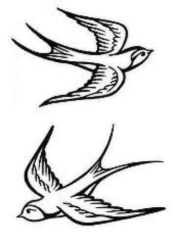 Pin by Narcisa Brandus on primavara   Sparrow tattoo