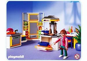 emejing playmobil maison moderne cuisine photos seiunkel With creer plan maison gratuit