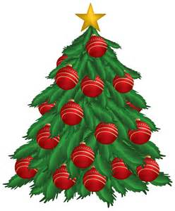 christmas tree without ornaments clipart clipground