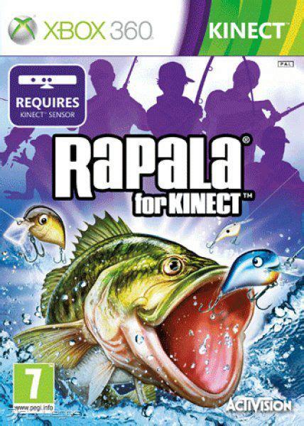 El playstation move permite al usuario introducirse en… read more juegos ps4 kinect : Rapala Kinect para Xbox 360 - 3DJuegos