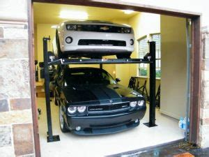 car lifts for home garage get a custom garage car lift in haslet and fort worth tx 34967