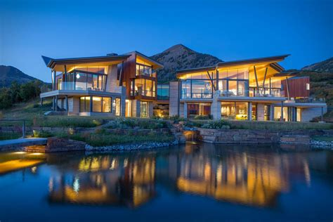 House With A by Take A Look Inside The Sunset Ridge House On Lfmmag