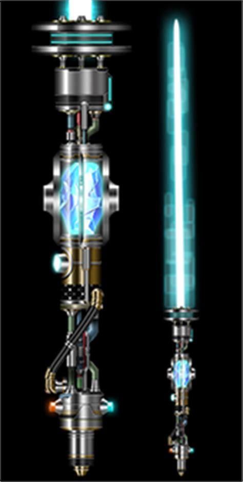 Lightsabers - Wikipedia of the Dark Jedi Brotherhood, an