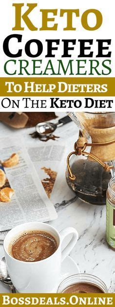 Coffee creamers provide a simple but effective way of. keto Coffee Creamers | Keto coffee creamer, Low carb meal prep, Coffee creamer