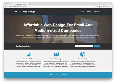 Build A Real World HTML5 & CSS3 Responsive Website From