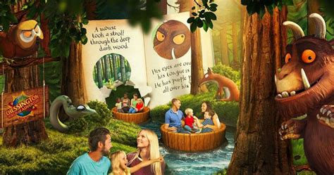 chessington gruffalo ride adventures river adventure theme tickets toddlers zoo wanted toddler parks kiddieholidays bubbleworks park britain value sea famous