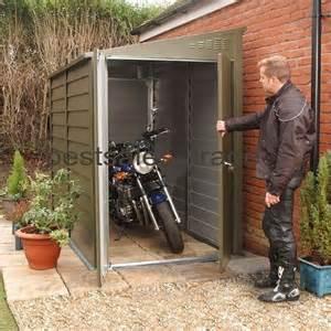 Motorcycle Storage Shed Shelter
