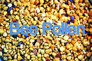 Health Benefits Of Bee Pollen - Mother Natures Powerhouse
