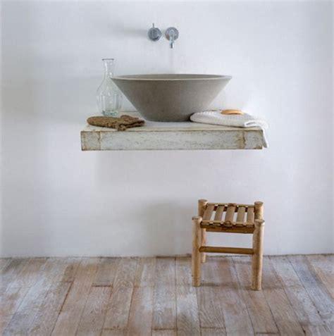 concrete bathroom sink diy concrete bathroom sinks that make a strong statement