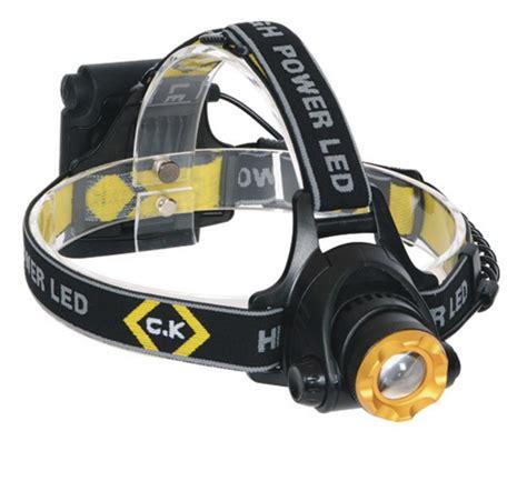 le frontale led 200 lumens c k outillage ref t9620 eclairage les equipement g 233 n 233 ral
