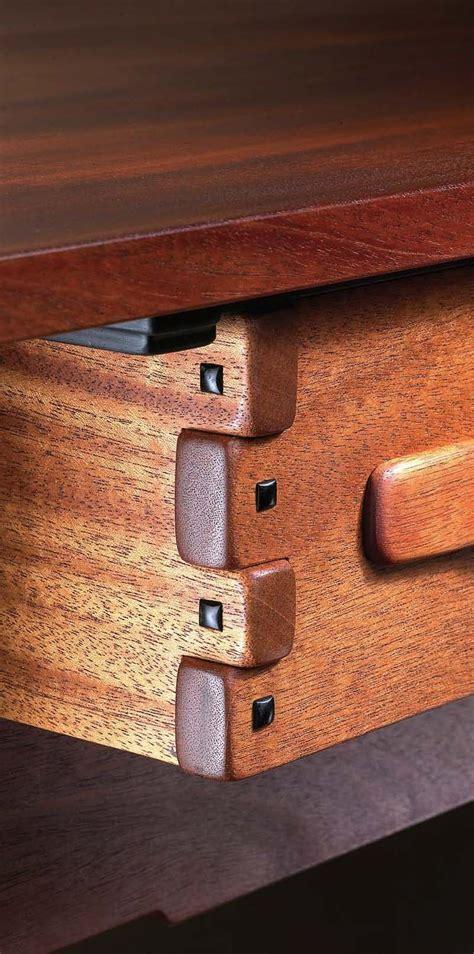 greene greene drawers woodworking wood joinery