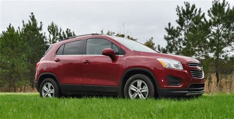 Chevrolet Suv 2015 by 2015 Chevrolet Trax Review