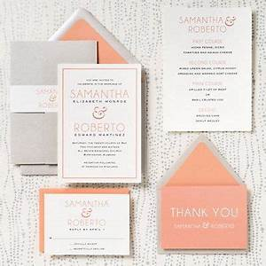 17 best images about richmond and sarah on pinterest With wedding invitations the paper store