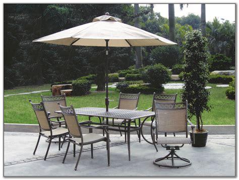 Home Depot Outdoor Furniture Umbrellas  Decks  Home