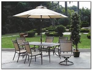 Home depot outdoor furniture umbrellas decks home for Home depot outdoor furniture 2017