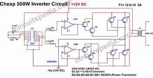 Sukam Inverter Circuit Diagram