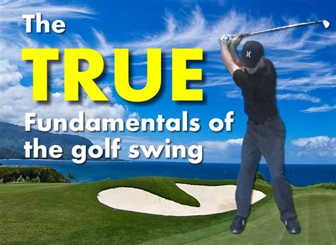 golf swing basics golf swing basics why swing plane is not a fundamental