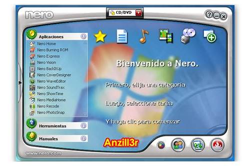 download nero 7 full crack key