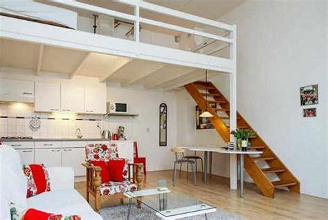 surface minimum pour une chambre créer une mezzanine pour gagner de la place
