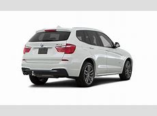 BMW X4 hitch Made to be Hidden Increase tow capacity