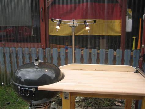 grilltisch selber bauen grilltisch f 252 r 57iger weberkugel selber bauenseite 2 grillforum und bbq www grillsportverein de