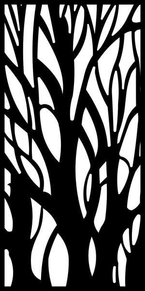 tree panel dxf files  cnc router dxf files  cnc