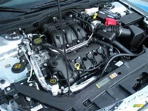2012 Ford Fusion Se V6 3 0 Liter Flex