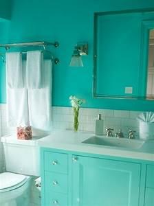 1001 designs uniques pour une salle de bain turquoise With carrelage adhesif salle de bain avec lumière led visage
