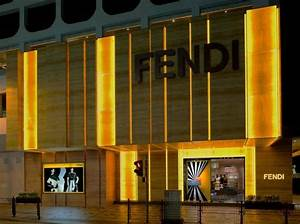 Fendi Store Front | www.pixshark.com - Images Galleries ...
