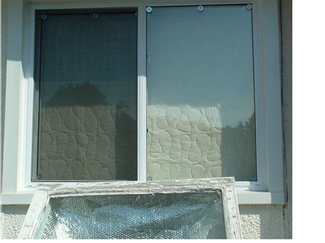 econogics removable window insulation quilts polystyrene