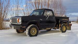 Winter Warlock  1978 Dodge Power Wagon