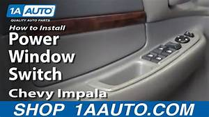 Diagrams To Remove 1995 Chevrolet Impala Driver Door
