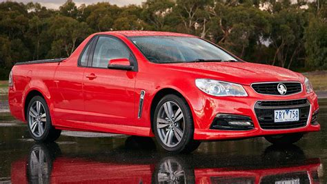 Holden Car : 2015 Holden Ute Sv6 Review