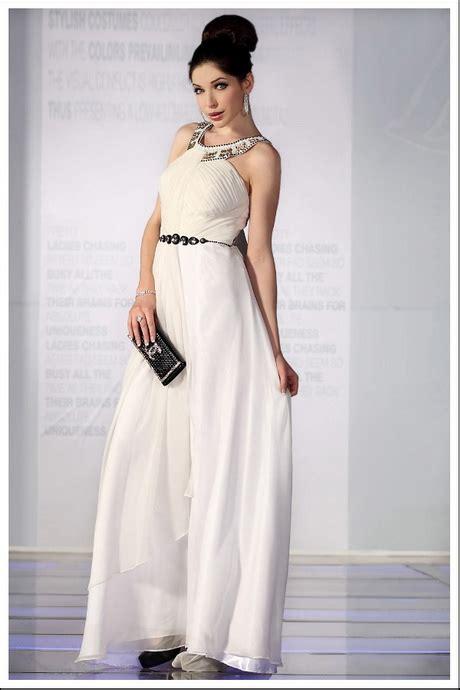white goddess dress
