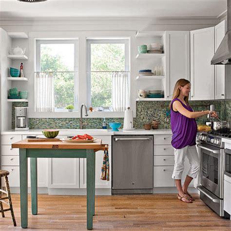 coastal cottage kitchen design our best cottage kitchens southern living 5501
