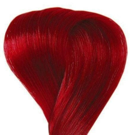 intense red hair color ebay