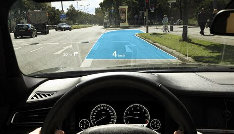 continental aims  put augmented reality   car