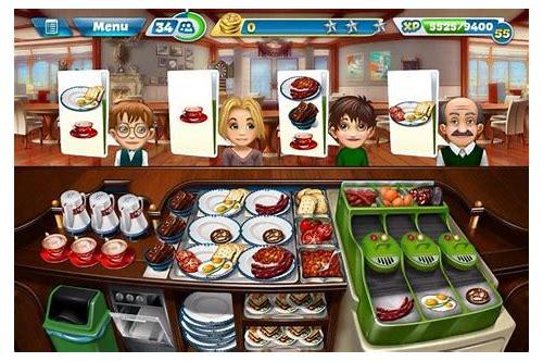 download cooking fever mod apk versi terbaru