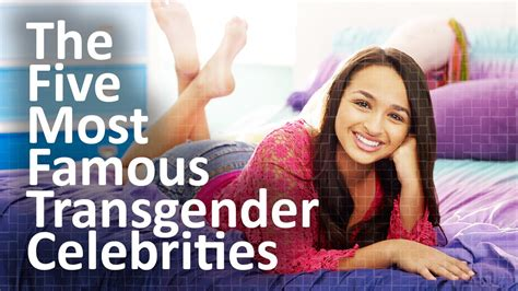 The Five Most Famous Transgender Celebrities Youtube