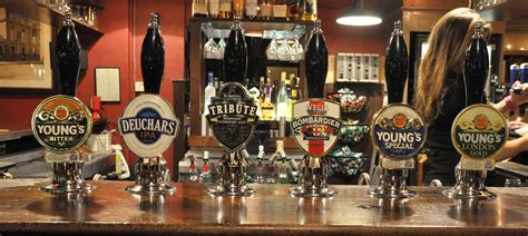 top  real ale pubs  london celebricious