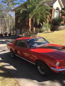 1st gen classic 1967 Ford Mustang V8 automatic For Sale - MustangCarPlace